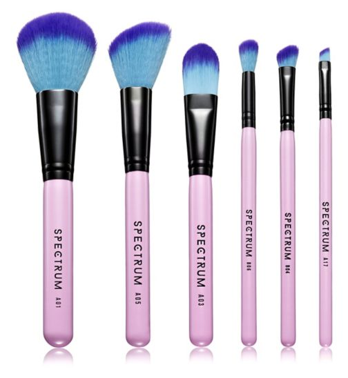 boots make up brushes