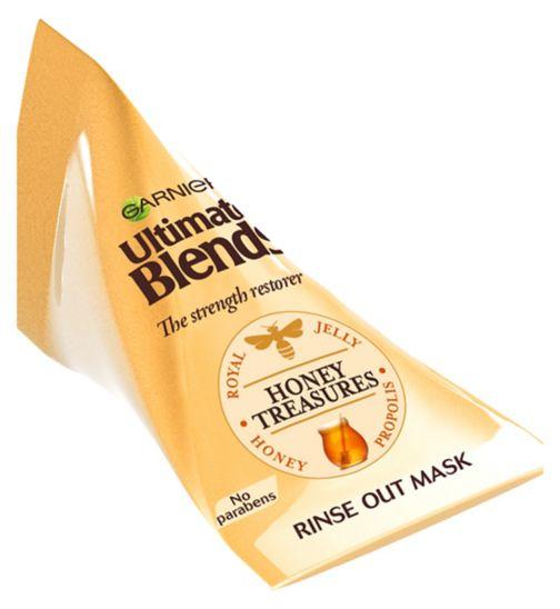 Garnier Ultimate Blends Honey Strengthening Hair Mask 20ml