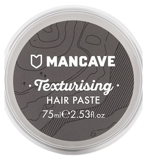 ManCave Texturising Hair Paste