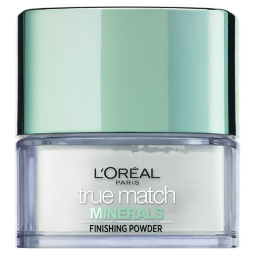 L'Oreal True match mineral finishing powder