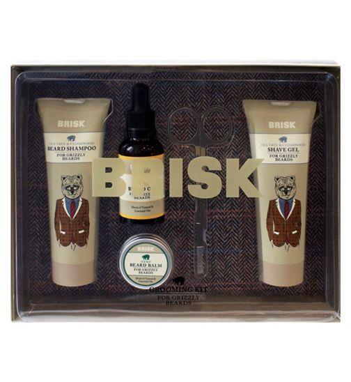 Brisk Grooming Set