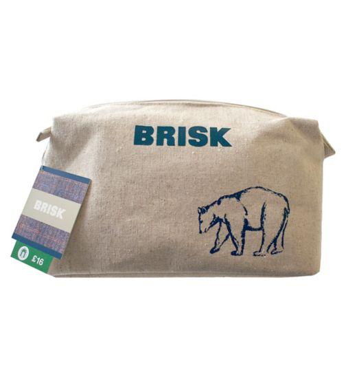 Brisk Wash Bag