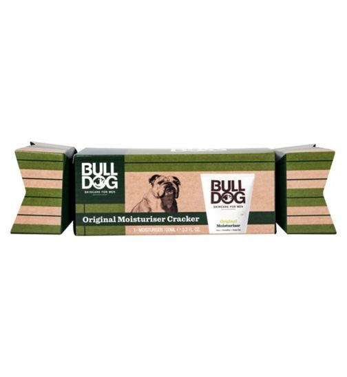 Bulldog Original Moisturiser Cracker