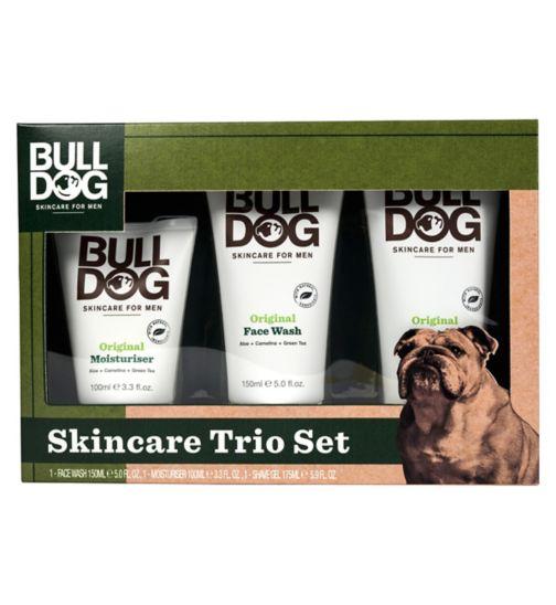 Bulldog Skincare Trio