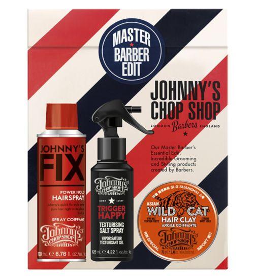 Johnny's Chop Shop Master Barber Edit