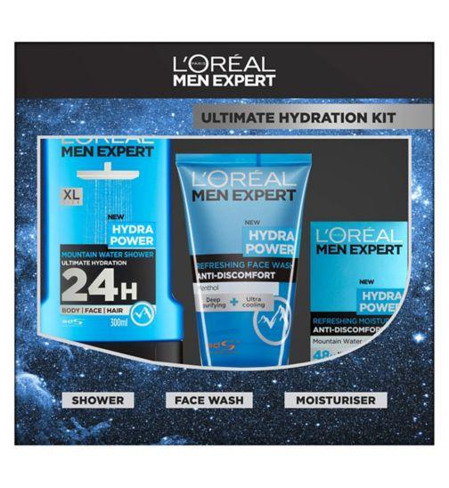 L'Oreal Men Expert Ultimate Hydration Gift Set For Him