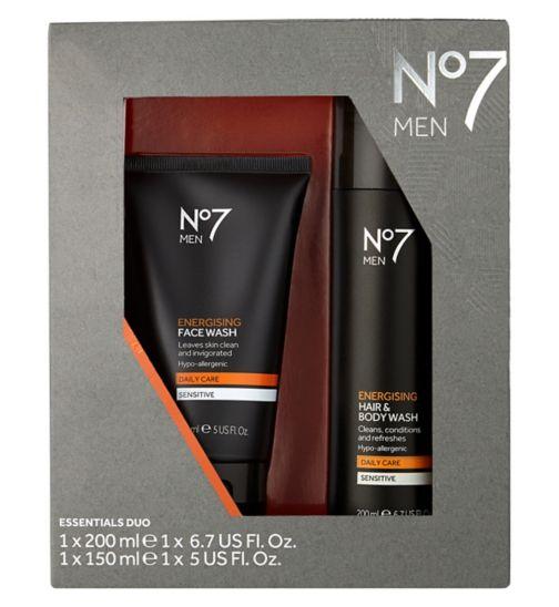 No7 Men Essentials Duo