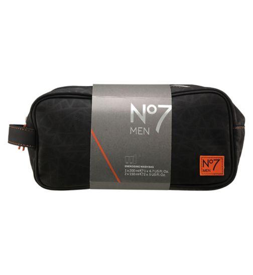 No7 Men Energising Washbag