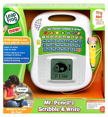 LeapFrog Mr Pencil's Scribble & Write