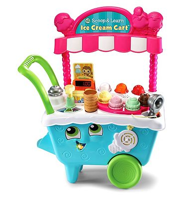 Leapfrog Scoop & Learn Ice Cream Cart 2+ Years