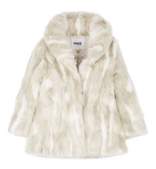Fearne For Mini Club Furry Jacket