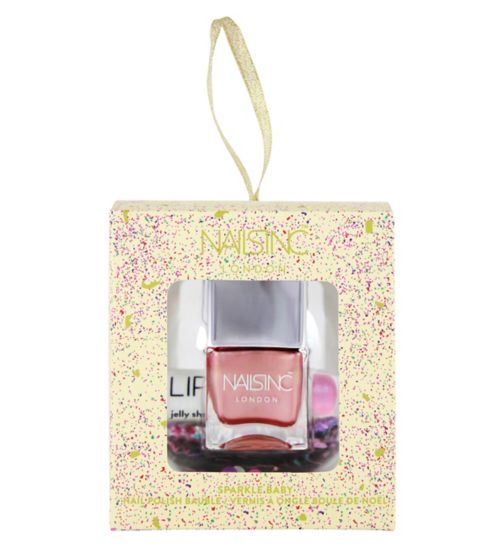 Nails Inc sparkle all the way bauble