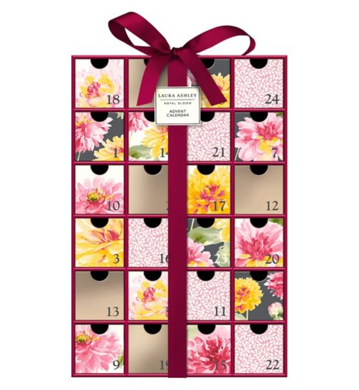 Laura Ashley Royal Bloom Advent Calendar