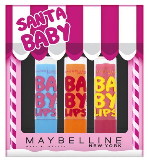 Maybelline Santa Baby