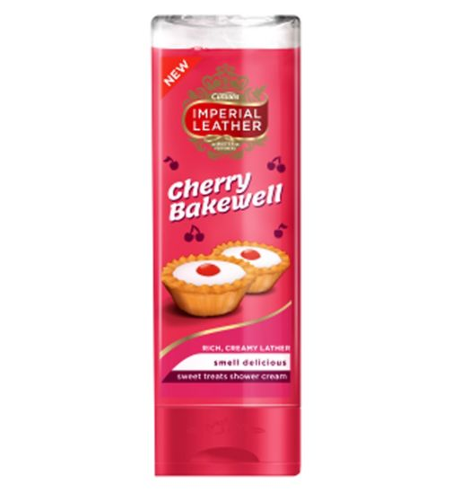 Imperial Leather Cherry Bakewell Shower 250ml