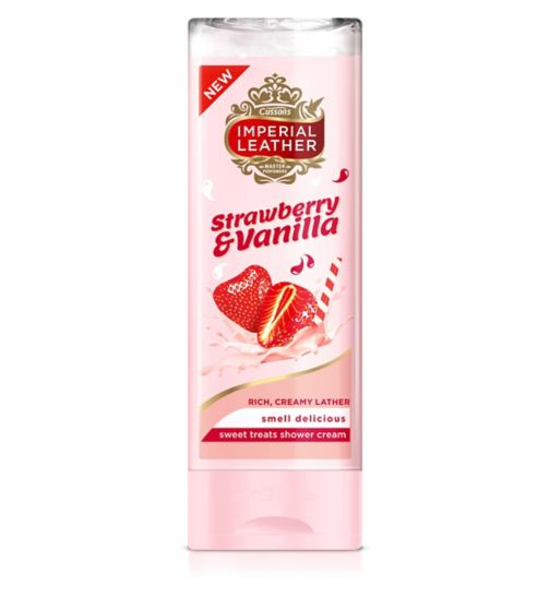 Imperial Leather Strawberry & Vanilla Shower 250ml