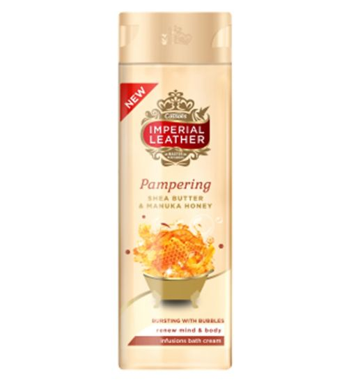 Imperial Leather Pampering Bath 500ml