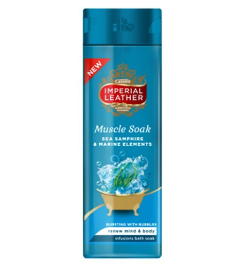 Imperial Leather Muscle Soak Bath 500ml
