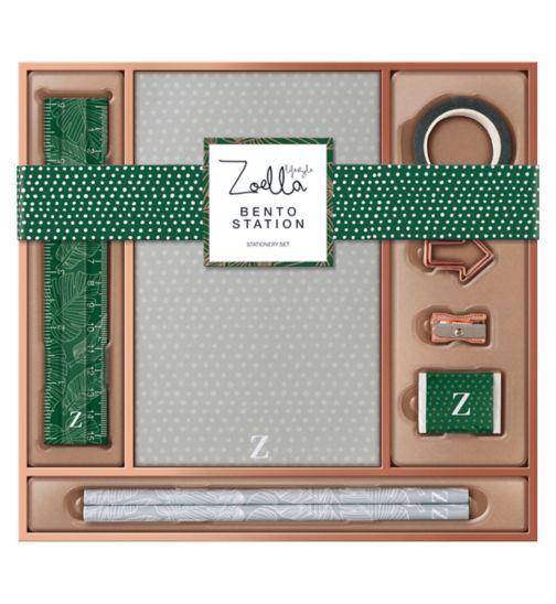 Zoella Stationery Bento Box