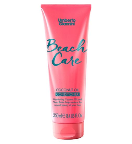 Umberto Giannini Beach Care Coconut Oil Conditioner 250ml
