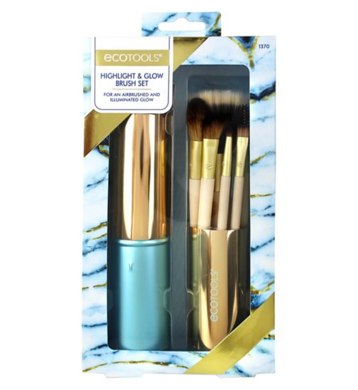 Ecotools highlight and glow set