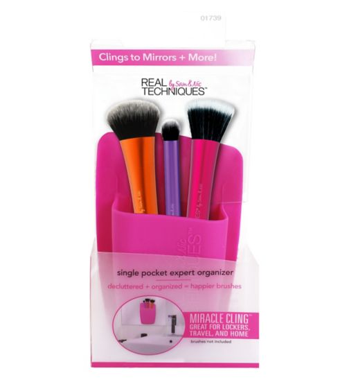Real Techniques Single pocket organiser - Pink