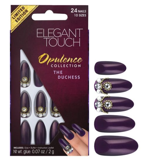 Elegant touch Opulence Nails  The Duchess
