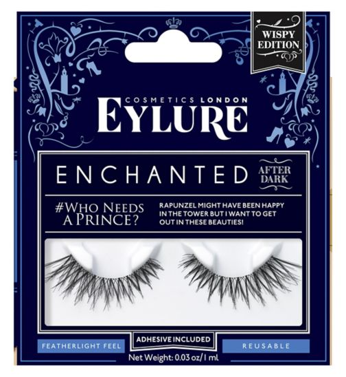 Eylure Enchanted Lashes who needs a prince