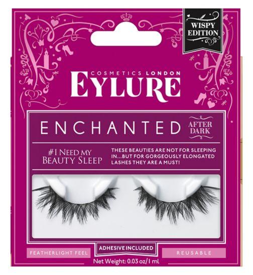 Eylure Enchanted Lashes I need my beauty sleep