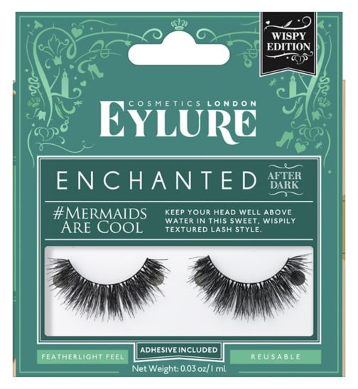 Eylure Enchanted Lashes Mermaids are cool