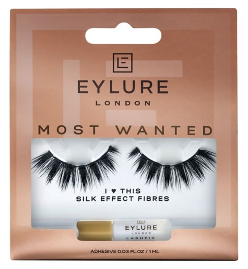 Eylure Most Wanted Lashes I Heart This