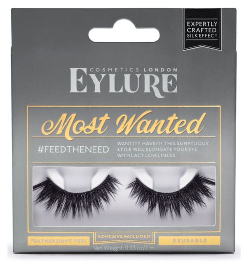 Eylure Most Wanted Lashes feedtheneed