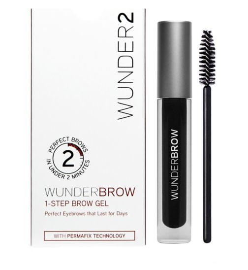 Wunderbrow 1-step Brow Gel - black