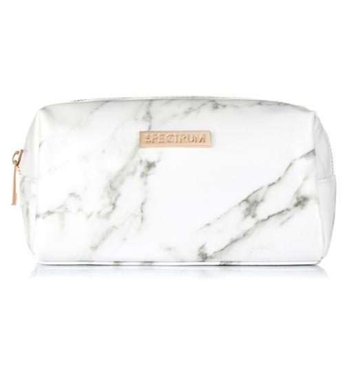 Spectrum White Marbleous Bag