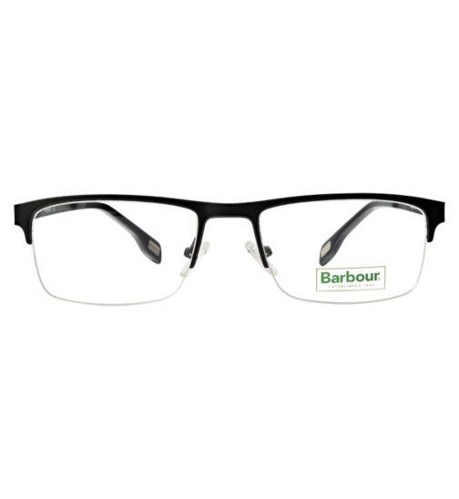 Barbour 1701M Men's Glasses - Black