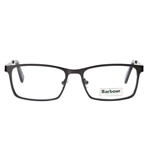 Barbour 1706M Men's Glasses - Black