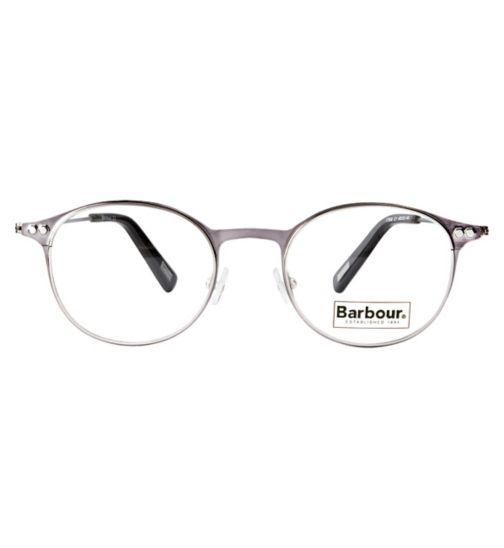 Barbour 1706M Men's Glasses - Gunmetal