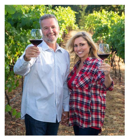 Vineyard Tour & Tasting