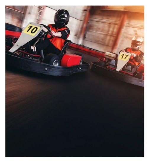 50 Lap Karting