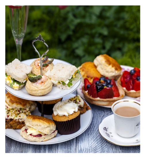 Experience days gift boots activity superstore two night getaway with afternoon tea negle Images