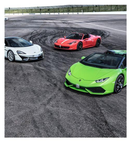 Triple Supercar