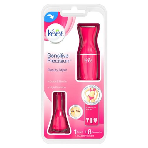 Veet Sensitive PrecisionTM Beauty Styler Bikini Edition