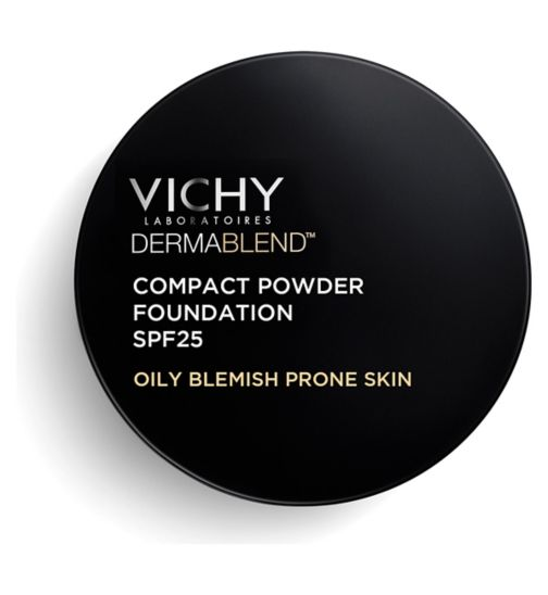 Vichy Dermablend Covermatte Powder Compact Foundation