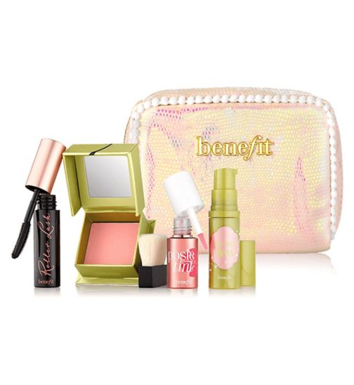 Benefit I PINK I love you! Baby-pink Brightening Kit for complexion, lips & eyes