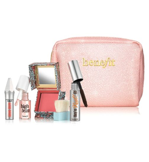 Benefit Sunday My Prince Will Come kit for a natural makeup look