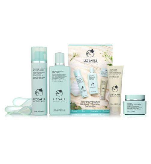 Liz Earle Essentials Dry Sensitive Kit