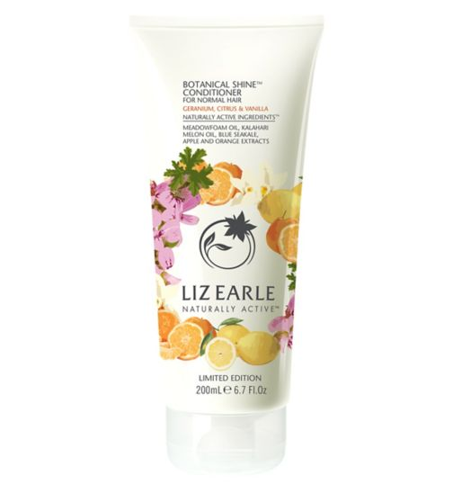 Liz Earle Botanical Shine Conditioner Limited Edition