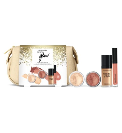 Bare Minerals Best In Glow Radiant 4-Piece Collection