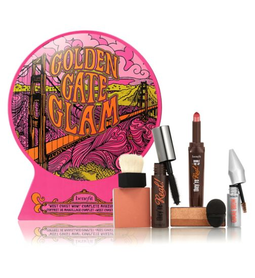 Benefit Golden Gate Glam Gift Set