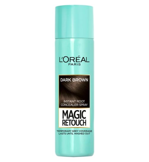 L'Oreal Magic Retouch Dark Brown Root Touch Up 150ml